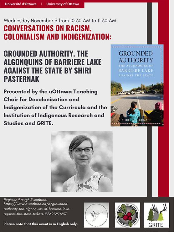 Conversations sur le racisme, le colonialisme et l'autochtonisation